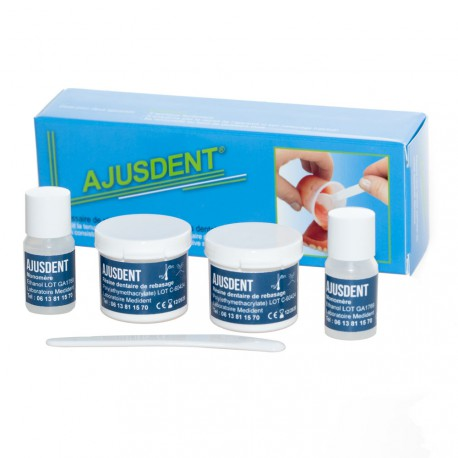 colle adhesive pour prothèse dentaire
