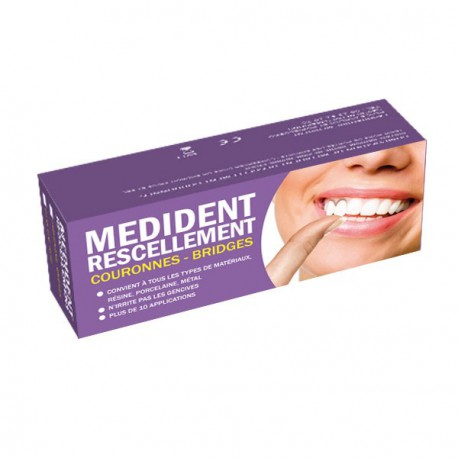 ciment dentaire pour recoller durablement vos couronnes dentaires etc. Black Bedroom Furniture Sets. Home Design Ideas