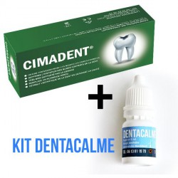 DENTACALME ®  kit rage de dent