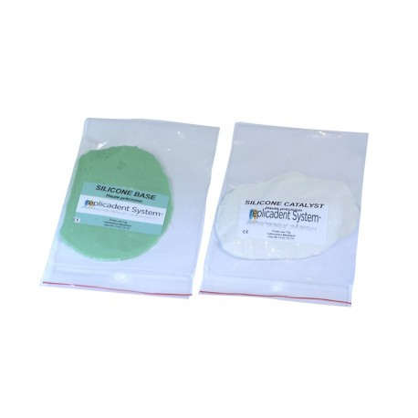 RECHARGE SILICONE REPLICADENT SYSTEM™