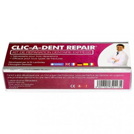 CLIC-A-DENT REPAIR 3 doses