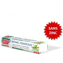 CREME ADHESIVE EXTRA FORTE FITTYDENT