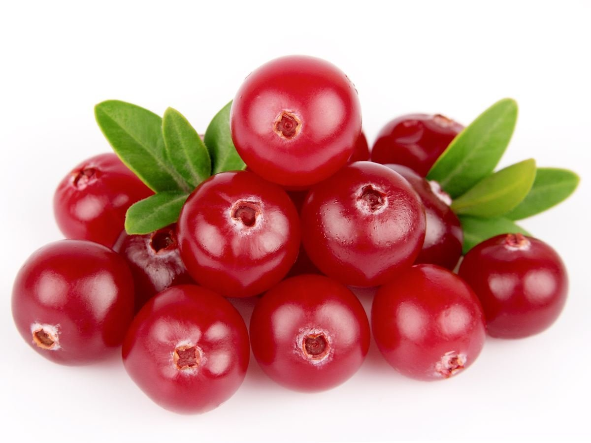 chewing gum au cranberry
