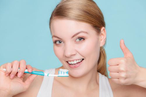 dentifrice blanchissant gelée
