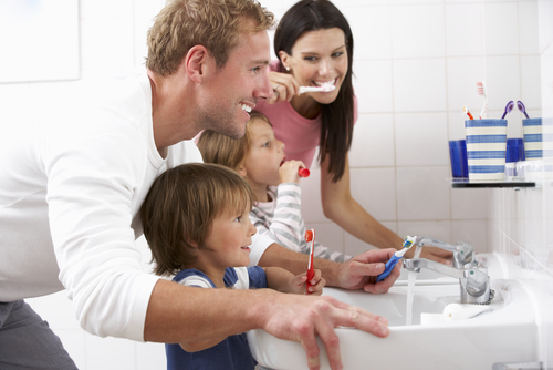 dentifrice pour la famille