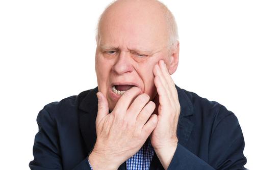 douleur dentier
