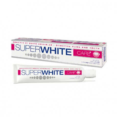 DENTIFRICE GENCIVES ET DENTS SENSIBLES