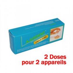 AJUSDENT ® LONGUE DUREE 2 doses