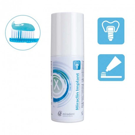 DENTIFRICE POUR IMPLANT MEDIDENT