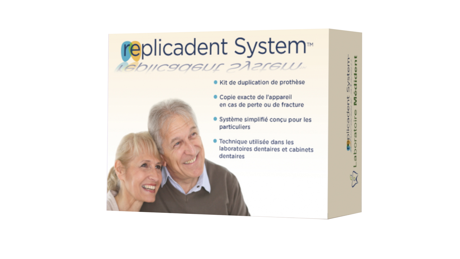 replicadent copie dentier