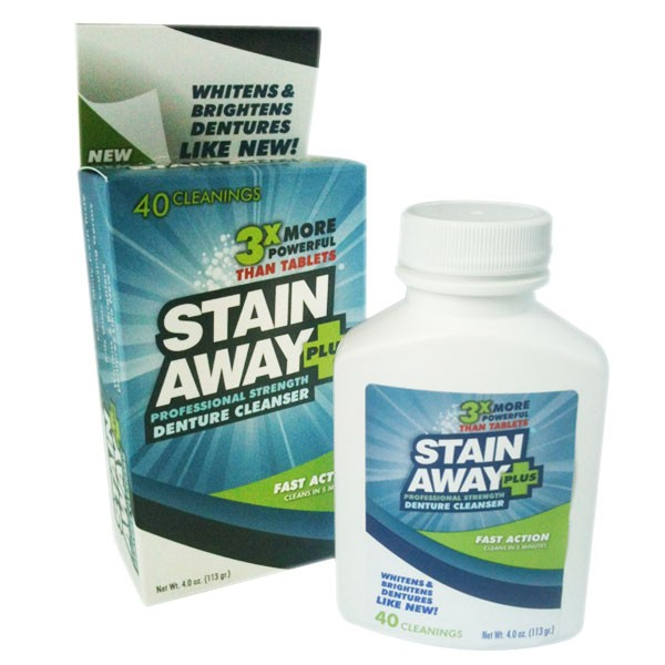 stain away